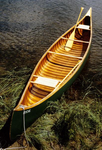 Chestnut-canoe